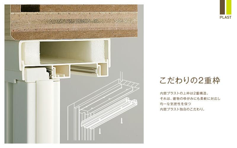 内窓.com プラスト(PLAST)最安 販売2